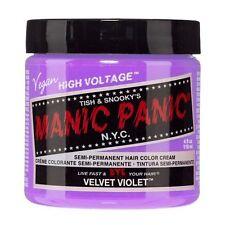 Manic Panic Classic Hair Dye Colour Perfect Pastel Velvet Violet Vegan 118ml