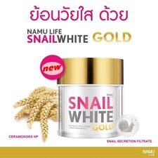 NAMU LIFE SNAILWHITE GOLD 50 ml. Free !!Track