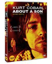 Kurt Cobain About a Son (2006) - Kurt Cobain, Michael Azerrad DVD *NEW