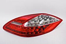 Porsche Panamera 2009-2013 Tail Light Rear Lamp RIght OEM