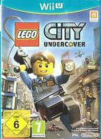 LEGO City: Undercover Nintendo Wii U Mint Same Day Dispatch 1st Class Delivery