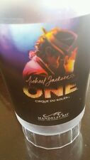 Michael jackson One From Mandalay Bay Show Plastic Cup Highly Collectible 1 Pc