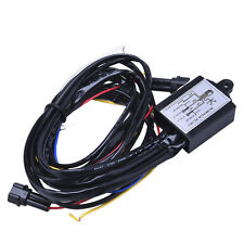 LED Universal Daytime Running Light Automatic ON/OFF Controller Module Box Relay