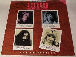 Chicken Shack - The Collection 1988 CCSLP 179 Vinyl LP Double Album