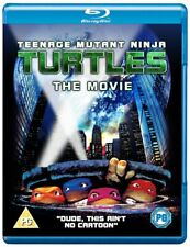 Teenage Mutant Ninja Turtles - The Original Movie (Blu-ray) Judith Hoag