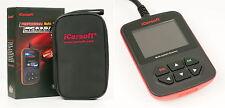ICarsoft i907 OBD profondeurs diagnostic convient pour renault vel satis