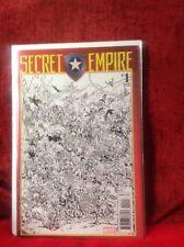 SECRET EMPIRE # 1 PARTY SKETCH VARIANT EDITION MARVEL COMICS