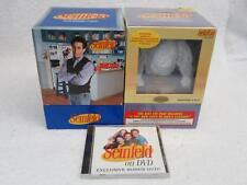 SEINFELD Seasons 1,4-6 DVDs w/PUFFY SHIRT, SALT/PEPPER & NAPKIN Props BONUS DVD