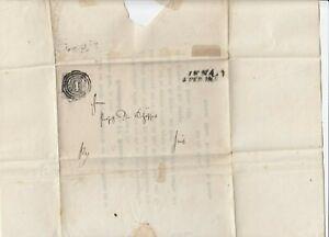4.2.1865 - EF 1/4 Silb.-Groschen - JENA - Einladung - Ortsbrief - 328