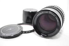【NEAR MINT】Nikon Nikkor P 200mm F4 Lens For Zenza Bronica From JAPAN