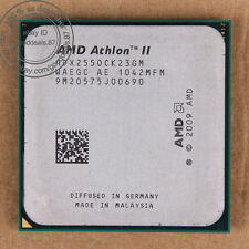 AMD Athlon II x2 255 - 3.1 GHz (adx255ock23gm) Socket am3 CPU Processor 533 MHz