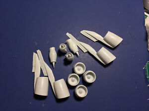 1:100 Scale DC-8-71/73 Engines