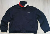 "Tommy Hilfiger Jacket ""XXL"" Navy Mens Hooded Jacke"
