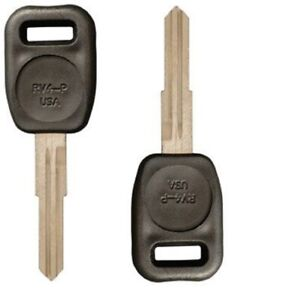 2- LAND ROVER DISCOVERY RANGE ROVER KEY BLANKS 1989 - 2004