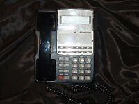 Fujitsu F10B-0790-B001 #BK black IP Telecom business corporate phone  Voip F9600