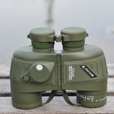 10X50 396FT/1000YDS Military Binocular Telescope Spotting Scope Compass N4V6