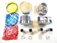 "for 02-06 Nissan 2.5L Altima Sentra QR25 .25mm=.010/"" Upgraded Piston+Ring Kit"