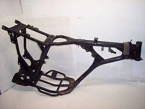 83 84 85 YAMAHA YTM200 YTM 200 TRIMOTO TRI-MOTO 3 WHEELER ATV BODY CHASSIS FRAME