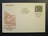 Germany DDR SC# 179 on 1953 FDC / Unaddressed / Cacheted - Z4526