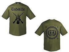 ENDSTILLE - Endstille 2013 olive - T-Shirt - Größe Size L - Neu
