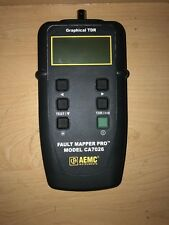 AEMC CA7026 Fault Mapper Pro (Telephone Cable Tester / Graphical TDR)