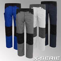 Qualitex Bundhose X-Serie Herren Hose Arbeitshose Cargo Hose Worker