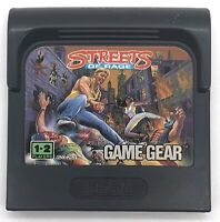 Streets of Rage (Sega Game Gear, 1992) Cartridge Only