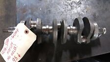 Mercury Outboard Crankshaft