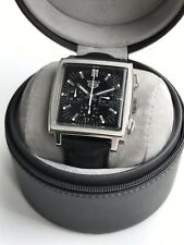 Heuer Moncao by TAG Heuer - CS2111 - Swiss wristwatch.