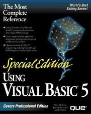 Using Visual Basic Special Edition Using ... Que