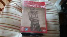 Trainspotting  18 Starring: Ewan McGregor  new sealed uk dvd