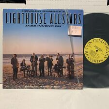 Howard Rumsey's Lighthouse All Stars Jazz Invention Contemporary EX