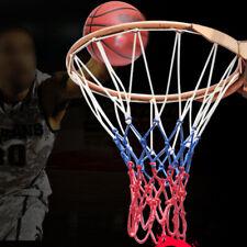 Filet de Basket-ball Panier Ball Net Mesh Accessoire Tricolore Nylon Durable FR