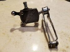 "Vintage early Campagnolo Gran Sport ""matchbox"" front derailleur, 28.6mm clamp"