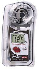New!! ATAGO Pocket Coffee Cafe Densitometer PAL-COFFEE(BX/TDS) Japan Import