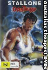 Over The Top DVD NEW, FREE POSTAGE WITHIN AUSTRALIA REGION ALL
