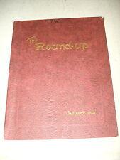 Jan 1925 ROUND-UP West High School Rochester NY Yearbook PB ORIGINAL