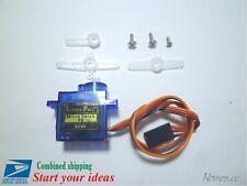 Mini Gear Micro SG90 9g Servo for RC Multirotor 450 Swashplate Servo