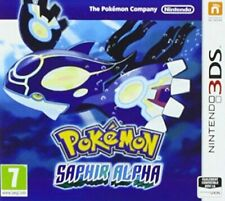 Pokémon Saphir Alpha (Nintendo 3DS, 2014, PAL)