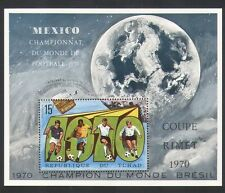 Chad 1970 Football World Cup/WC/Mexico/Sports/Games/Animation 1v m/s (n33994)