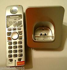 Panasonic Digital Cordless Dummy Sample Phone & Base model: Pqlv30054Zasds!