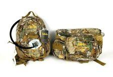 Cabelas Hydration Pack Combo Realtree Hybrid Hunter Waist Pack Hunting NEW SR07