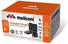 MELICONI AV 100 MINI TRASMETTITORE DI SEGNALI AUDIO  / VIDEO SENZA FILI 5.8 GHz