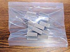 82 Ohm 3 Watt 5% Tolerance Wirewound Sandstone Ceramic Case Resistors (QTY 20)