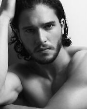 -- KIT HARINGTON--from Game Of Thrones-(Jon Snow)- 8x10 Photo