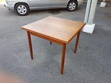 Table scandinave teck Scandinavian design année 60