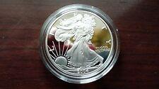2004 Silver Eagle 1oz Proof dollar West Point Mint