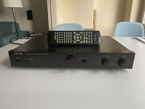 Rotel RC-995 Vorstufe mit Fernbedienung RR939