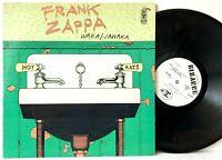 Frank Zappa - Waka Jawaka - Hot Rats [PROMO] Bizarre 2094 LP Vinyl Record Album