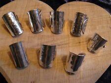 *Besteckschmuck Dekoartikel Löffelring Silber-Besteckschmuck sonpladu2016